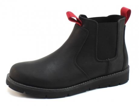 Levi's Jax Chelsea boot Zwart LEV01