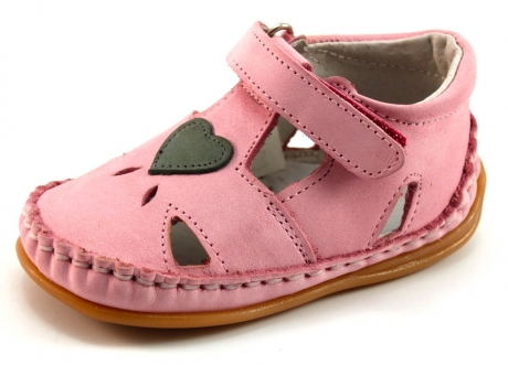 Bardossa Cora babyschoenen Roze BAR68