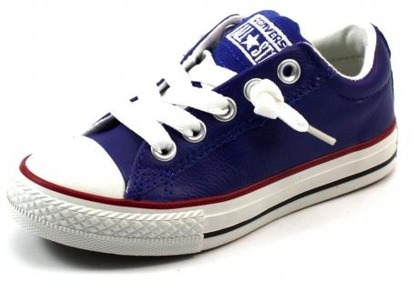 c56cb3d8617 converse all stars sneakers ct street blauw con52