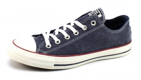 Converse All Stars ox lage sneakers Blauw CNN73