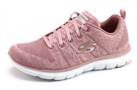 Skechers 12756 Sneaker Roze Ske58 vbaOENrC