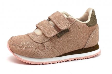 Woden Sandra Pearl sneaker Roze WOD04