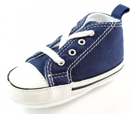 Image of Converse Babyschoenen Online First Star Blauw All30