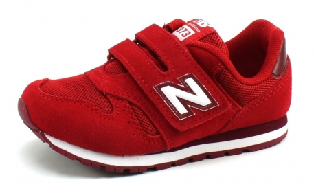 New Balance 373 kids sneaker Rood NEW39