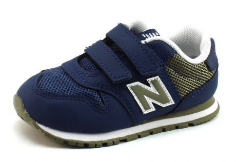 Image of New Balance Iv500 Sneaker Blauw New30