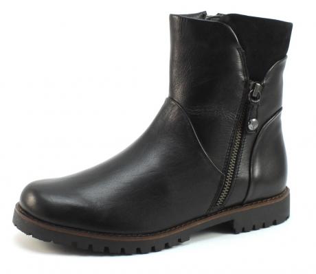 Caprice 9-9-25439-21 enkellaars Zwart CAP05