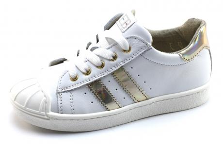 EB shoes B1043 Sneaker Wit EB07