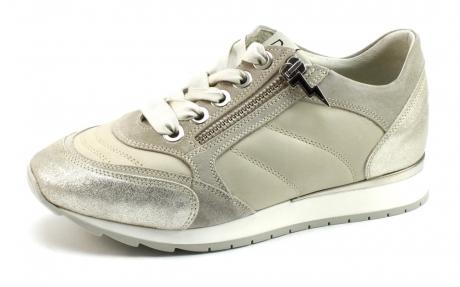 Image of Dlsport 3845 Sneaker Beige / Khaki Dls16