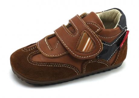Shoesme BP7W013 babyschoen Cognac SHO44